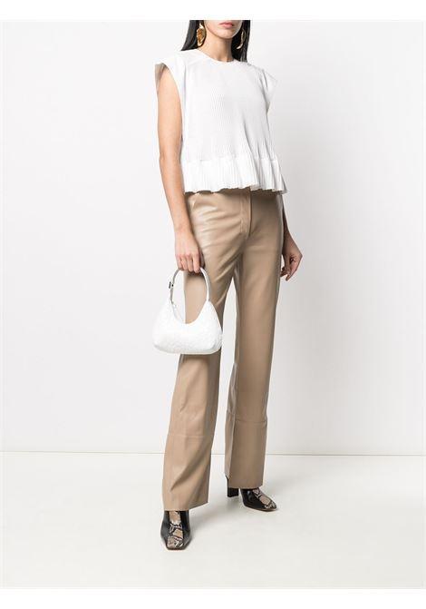 Shoulder bag BY FAR | 21CRBASPWDSMAPUREWHITE