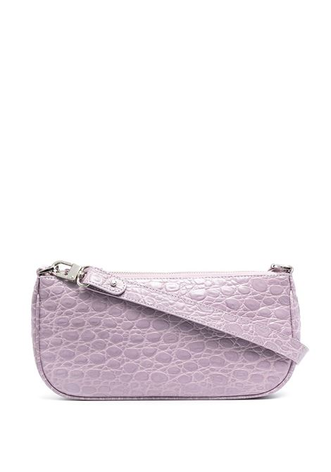 Shoulder bag BY FAR |  | 21CRRCLSLLDMEDLILAC