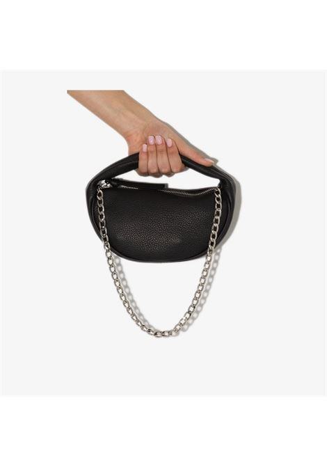 Shoulder bag BY FAR |  | 21SSBCUSSBLFLTMEDBLACK