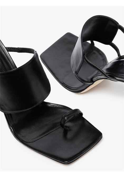Sandals BY FAR |  | 21SSGIGHBLCREBLACK