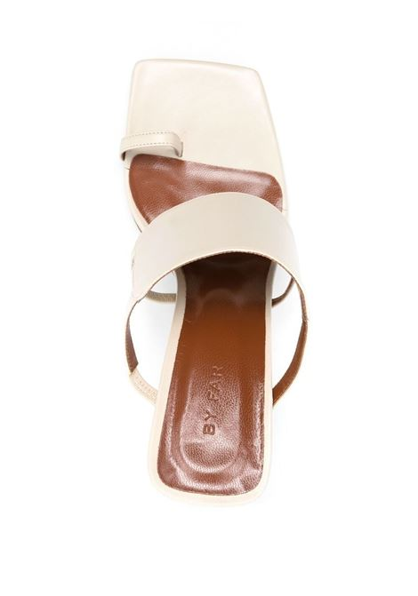 Sandals BY FAR |  | 21SSGIGHIVRCREIVORY
