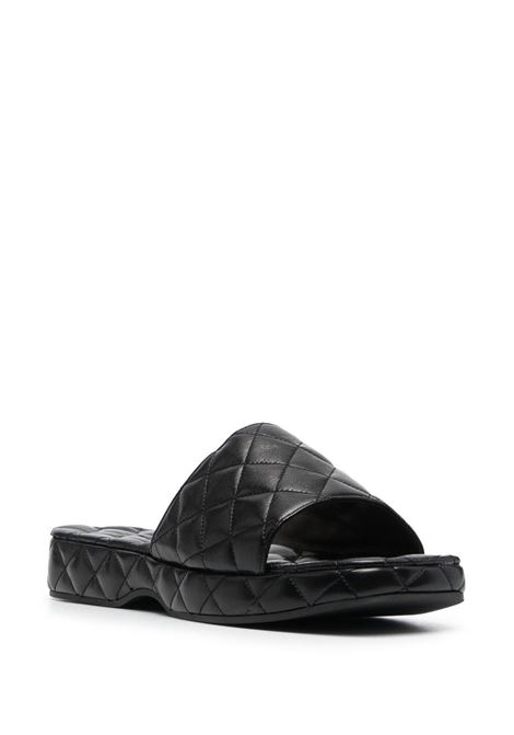 Sandals BY FAR |  | 21SSLILOMBLCREBLACK