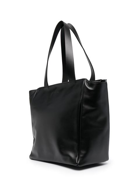 Tote bag CALICANTO |  | CL106SMOOTHLEATHERBLA