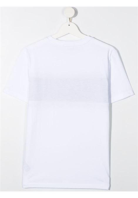 T-shirt bianca CALVIN KLEIN KIDS | T-SHIRT | IB0IB00700TYAF