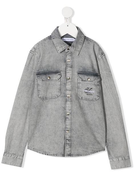 Camicia CALVIN KLEIN KIDS | IB0IB00708PO4
