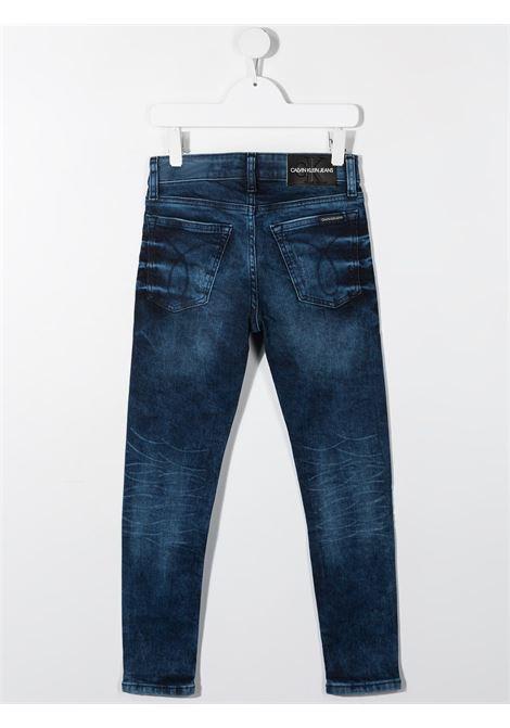 Jeans blu CALVIN KLEIN KIDS | JEANS | IB0IB007361BJ