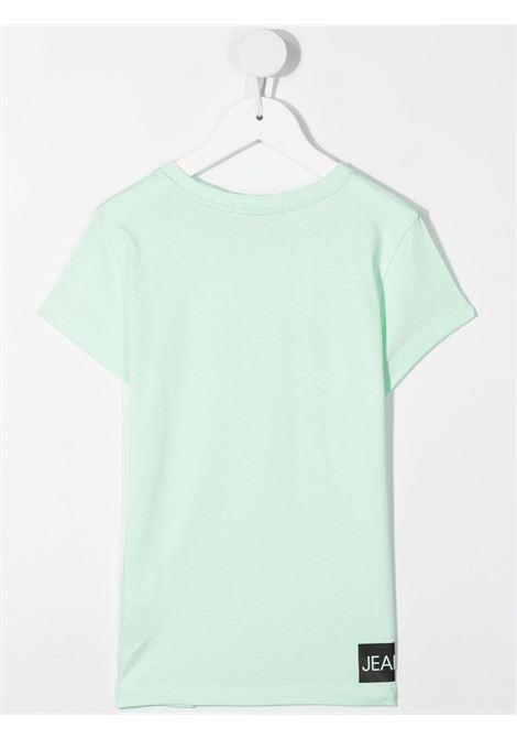 T-shirt verde CALVIN KLEIN KIDS | T-SHIRT | IG0IG00380LZY