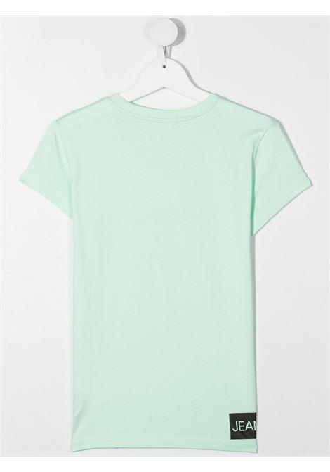 T-shirt verde CALVIN KLEIN KIDS | T-SHIRT | IG0IG00380TLZY