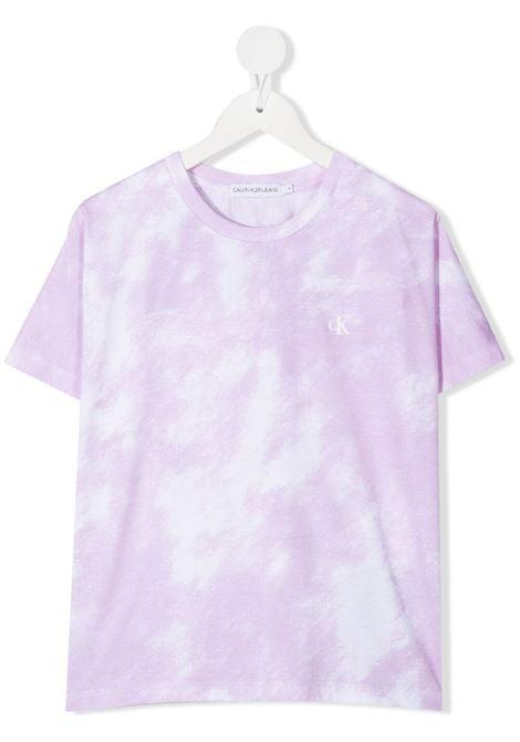T-shirt CALVIN KLEIN KIDS | T-SHIRT | IG0IG00759T0JV