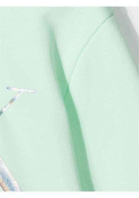 Felpa verde CALVIN KLEIN KIDS | FELPE | IG0IG00873LZY
