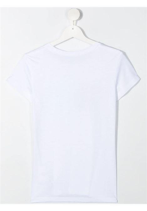 T-shirt bianca CALVIN KLEIN KIDS | T-SHIRT | IG0IG00888TYAF