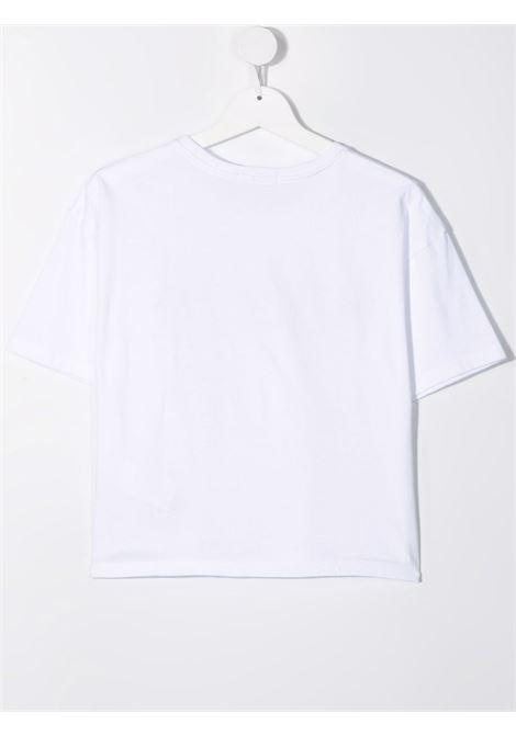 White t-shirt CALVIN KLEIN KIDS | T-SHIRT | IG0IG00895TYAF