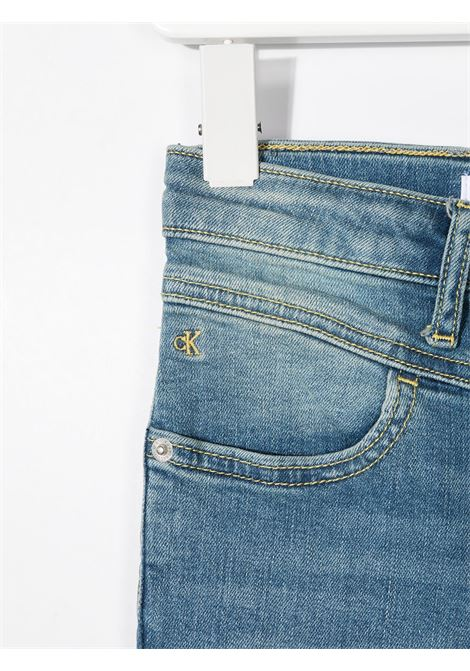 Jeans blu CALVIN KLEIN KIDS | JEANS | IG0IG009711AA
