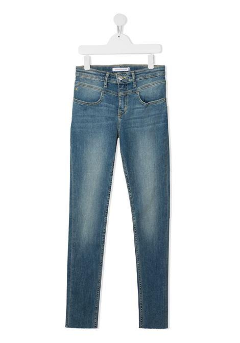 Jeans blu CALVIN KLEIN KIDS | JEANS | IG0IG00971T1AA
