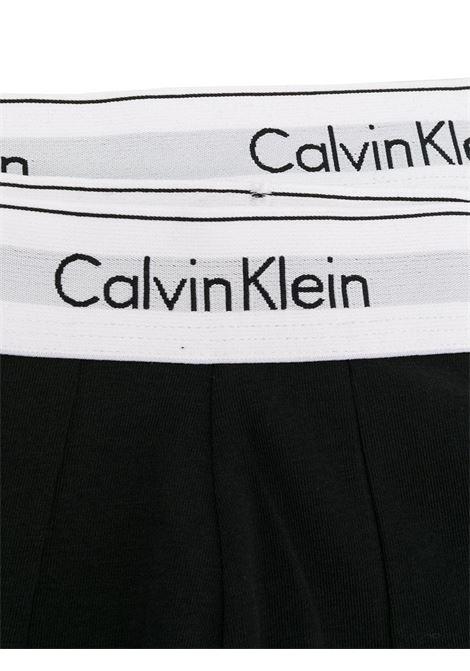 Black boxer CALVIN KLEIN | BOXER | 000NB1086A001