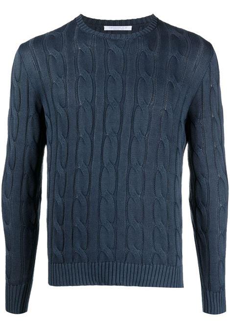 Blue jumper CENERE MAGLIE | FU50800NAVY