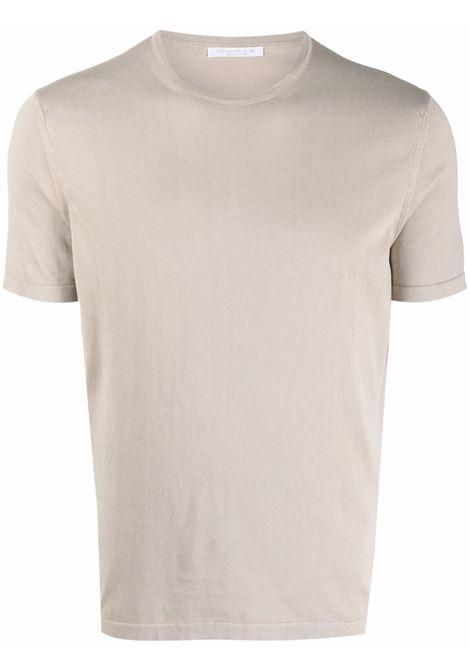 Beige t-shirt CENERE MAGLIE | FU51135JUTA