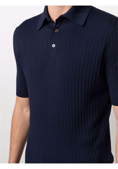 Blue Polo shirt CENERE MAGLIE | POLO | FU60110Z0063