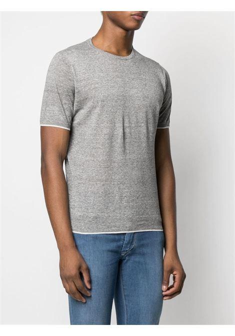 Grey t-shirt CENERE MAGLIE | T-SHIRT | FU62125AM012
