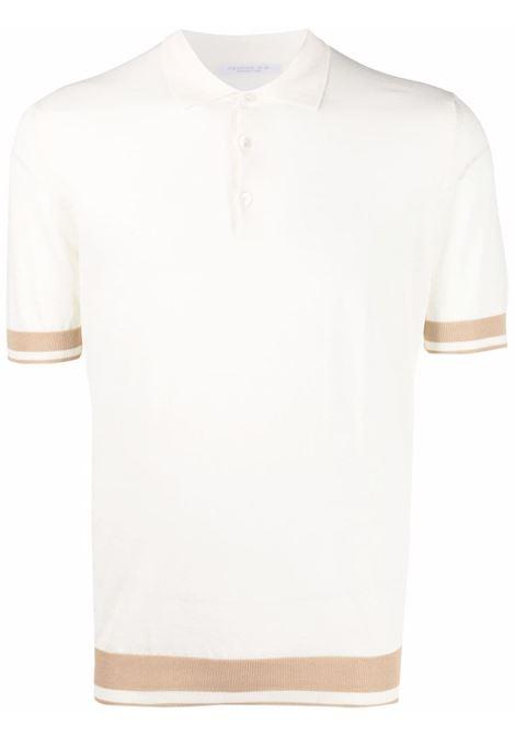White Polo shirt CENERE MAGLIE | FU632350012823