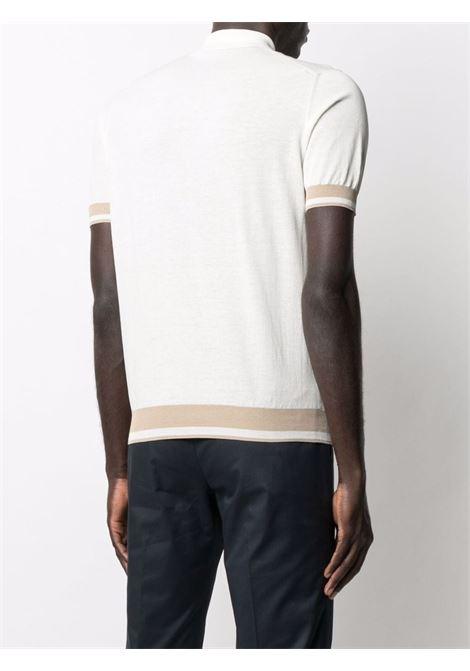 White Polo shirt CENERE MAGLIE | POLO | FU632350012823