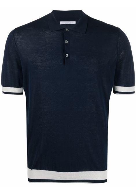 Blue Polo shirt CENERE MAGLIE | FU632355993711