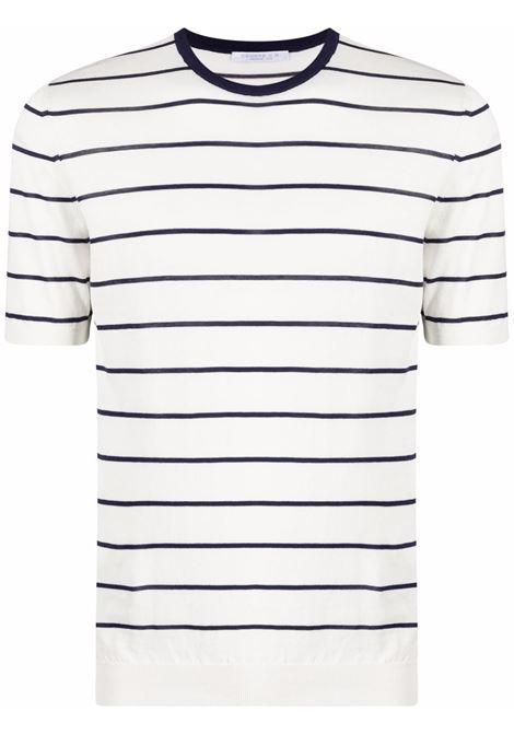 T-shirt bianca CENERE MAGLIE | T-SHIRT | FU634150012584