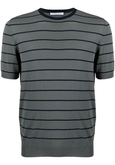 Grey t-shirt CENERE MAGLIE | FU634157256599