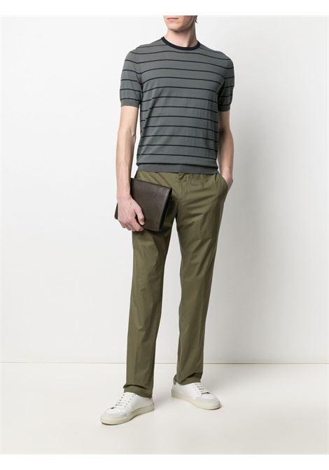 Grey t-shirt CENERE MAGLIE | T-SHIRT | FU634157256599