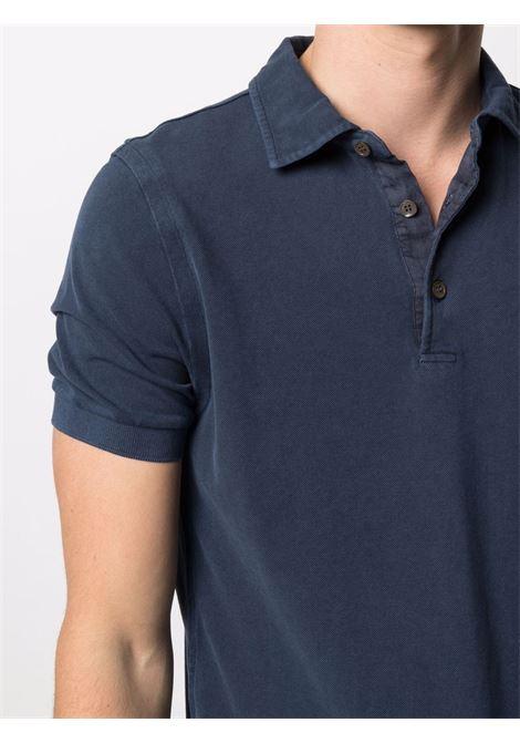 Blue Polo shirt CENERE MAGLIE | POLO | FU80118NAVY