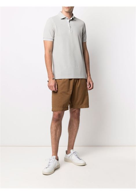 Grey Polo shirt CENERE MAGLIE | POLO | FU80118PERLA