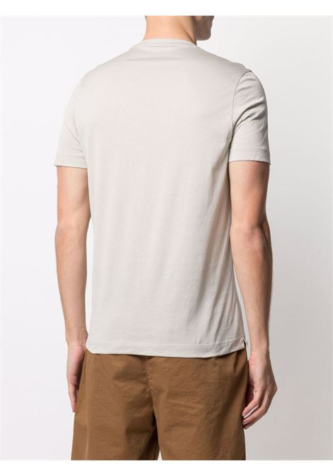 Grey t-shirt CENERE MAGLIE | T-SHIRT | FU81115856
