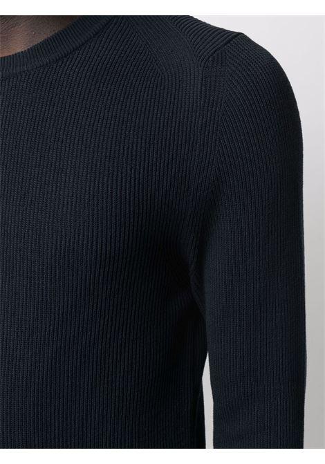 Maglione blu CENERE MAGLIERIA | MAGLIONE | 311C0901000015
