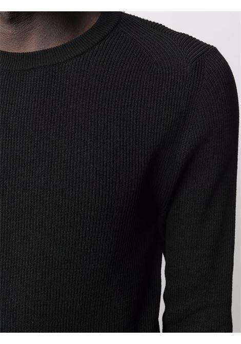 Maglione nero CENERE MAGLIERIA | MAGLIONE | 311C0901000016