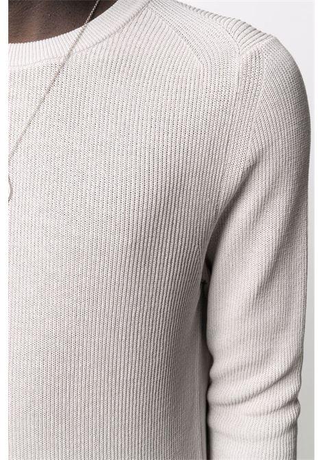 Maglione grigio CENERE MAGLIERIA | MAGLIONE | 311C0901000026