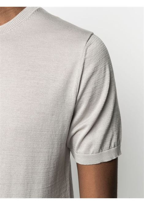 T-shirt grigia CENERE MAGLIERIA | T-SHIRT | 311C2001000026