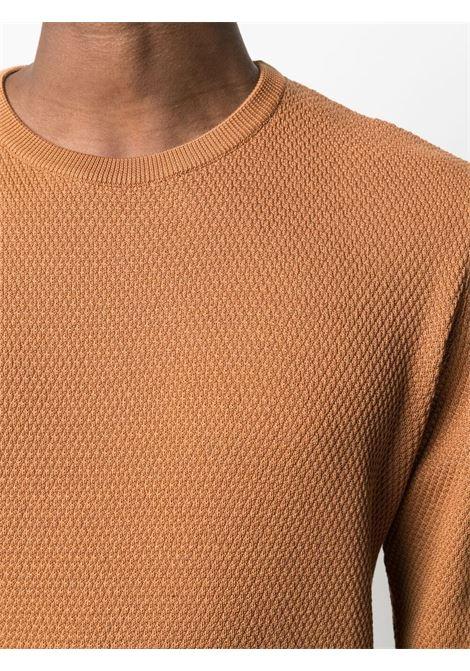 Maglia marrone CENERE MAGLIERIA | MAGLIE | 311C2601000042