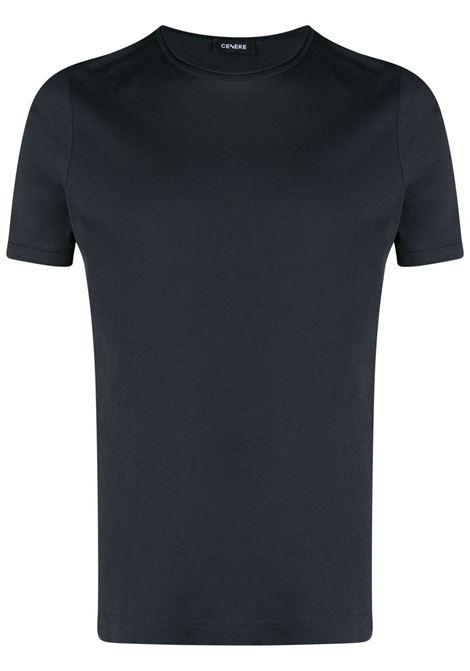 T-shirt blu CENERE MAGLIERIA | T-SHIRT | 311J2201000015