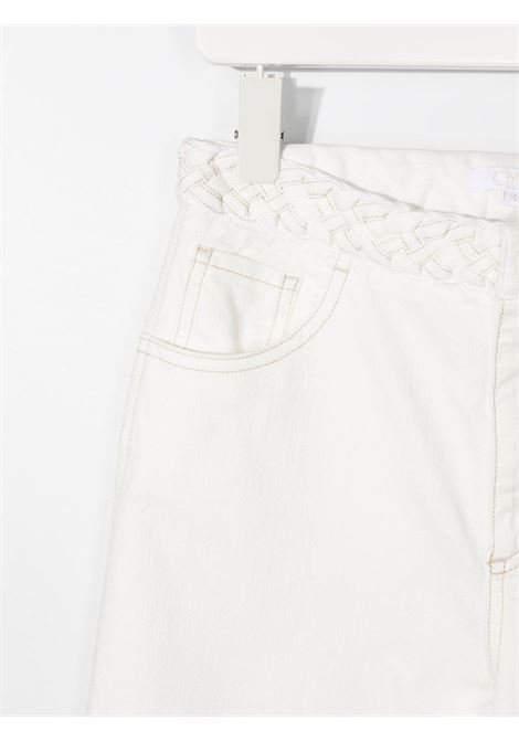 CHLOE KIDS | TROUSERS | C14654T117