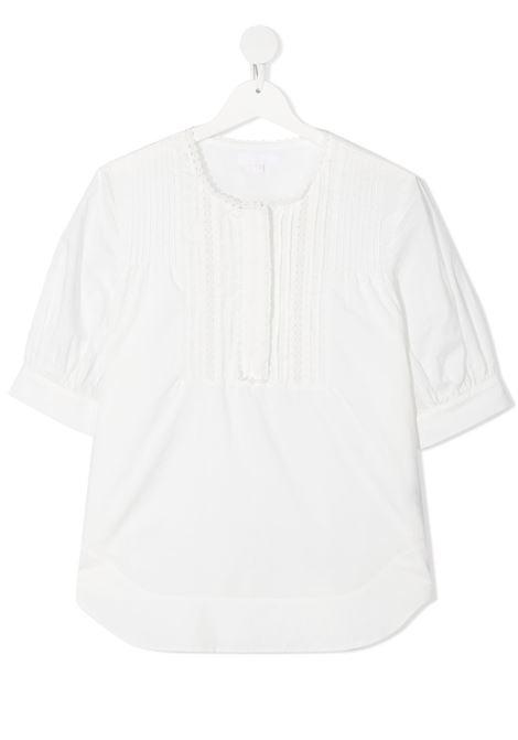 Camicia bianca CHLOE KIDS | CAMICIE | C15B70T117