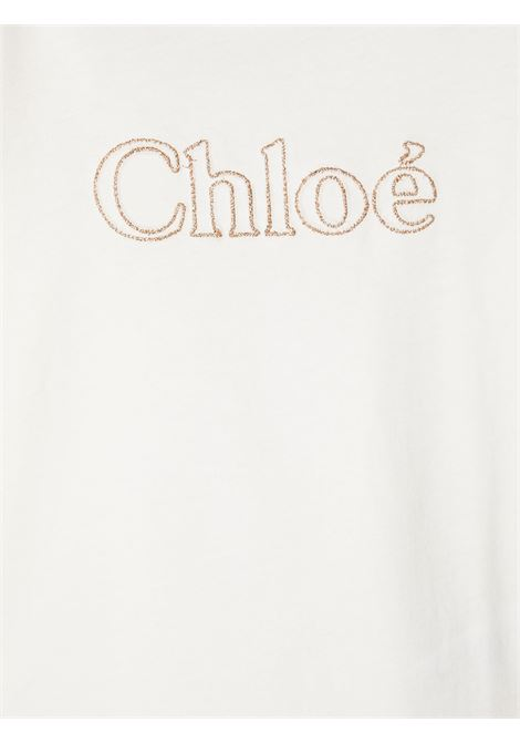 CHLOE KIDS | T-SHIRT | C15B84117