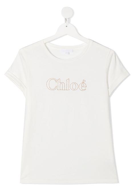 T-shirt CHLOE KIDS | T-SHIRT | C15B84T117