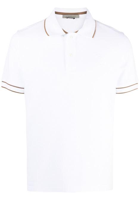 Polo bianca CORNELIANI | 87G5721125050028
