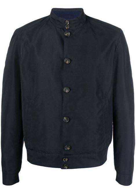 Blue jacket CORNELIANI | JACKETS | 87L5K11120136001