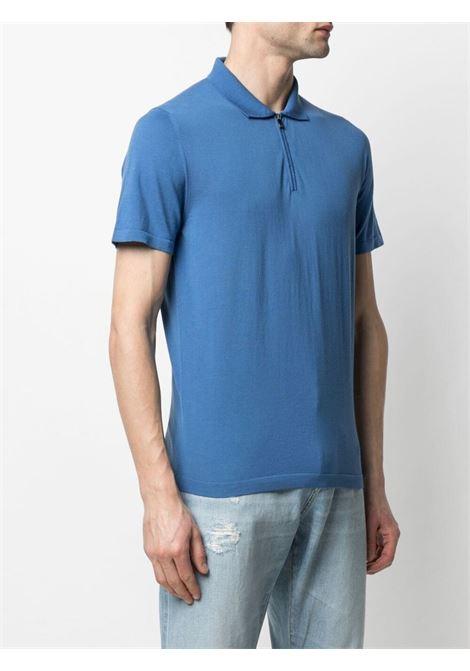 Polo blu CORNELIANI | POLO | 87M5181125120007