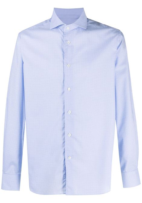 Camicia blu CORNELIANI | CAMICIE | 87P1021111269010