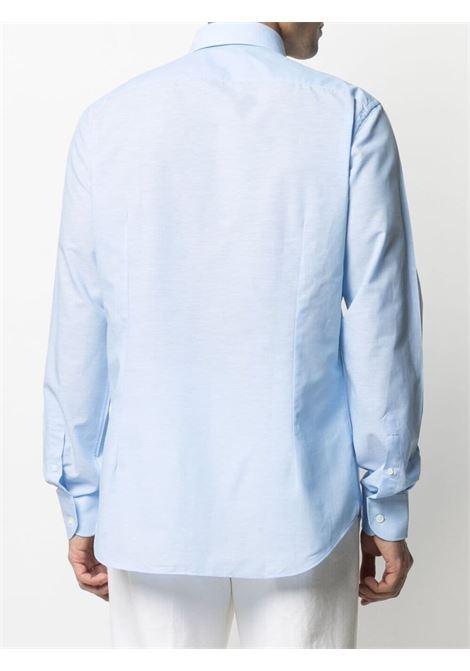 Camicia blu CORNELIANI | CAMICIE | 87P1021111342009
