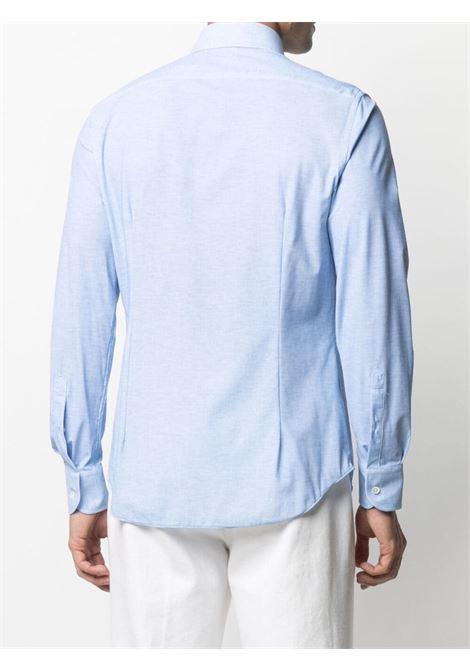 Camicia blu CORNELIANI | CAMICIE | 87P1781111477006