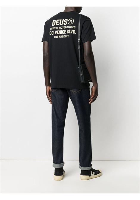 T-shirt nera DEUS | T-SHIRT | DMP201826BBLK