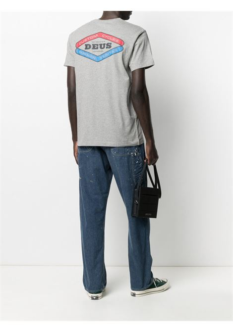 T-shirt grigia DEUS | T-SHIRT | DMP201826CGRM